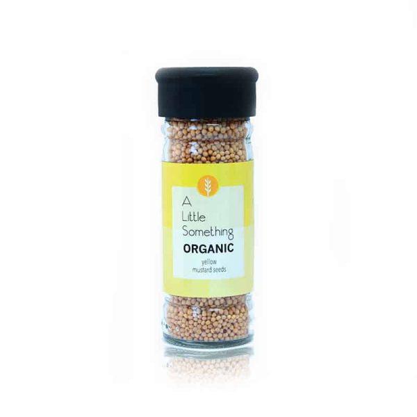 Organic Yellow MustardSeeds FlipTop, Anadea