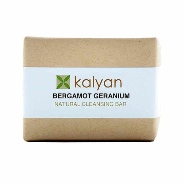 Bergamot and Geranium Soap Bar, Anadea