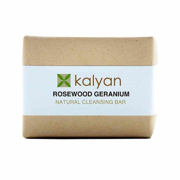 Rosewood and Geranium Soap Bar, Anadea