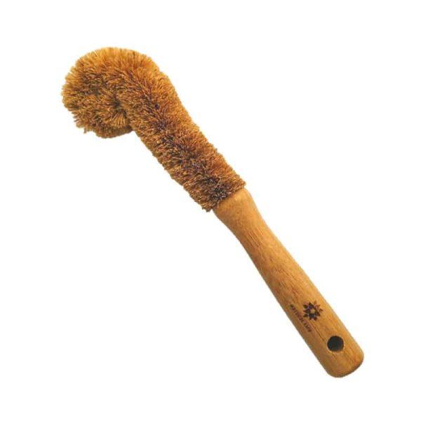 Bamboo & Coconut Bristle Bottle Brush, Anadea