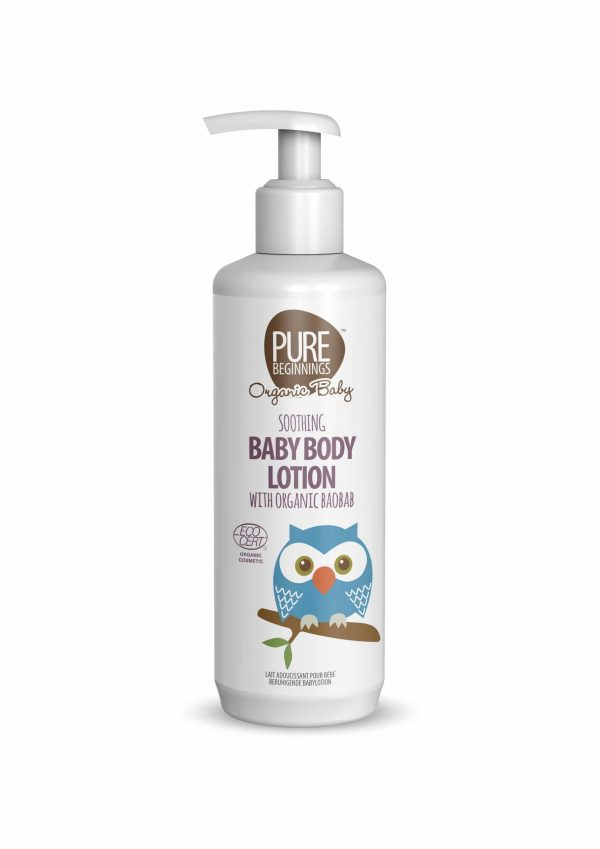 Soothing Baby Body Lotion Baobab, Anadea