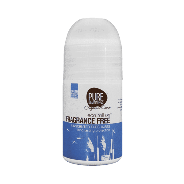 Roll On Deodorant Fragrance Free, Anadea