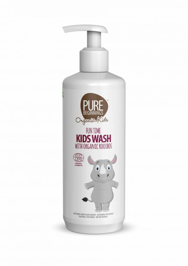 Kids Fun Time Kids Body Wash Rooibos, Anadea