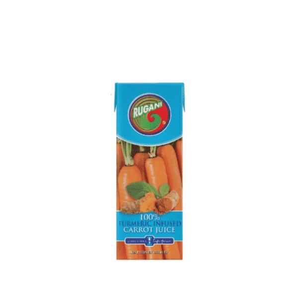 100% Carrot & Turmeric Juice 330ml, Anadea
