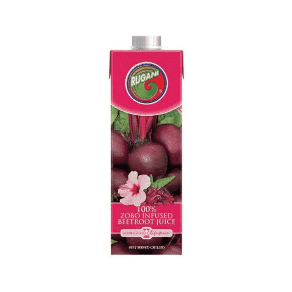 100% Zobo & Beetroot Juice 750ml, Anadea