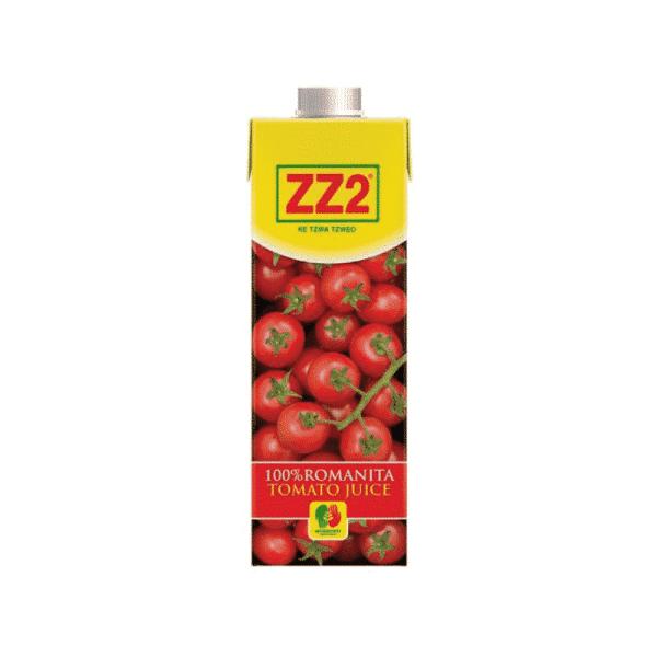 ZZ2 Tomato Juice 750ml, Anadea