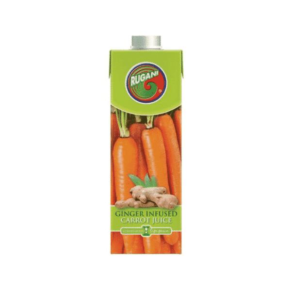 100% Carrot & Ginger Juice 750ml, Anadea