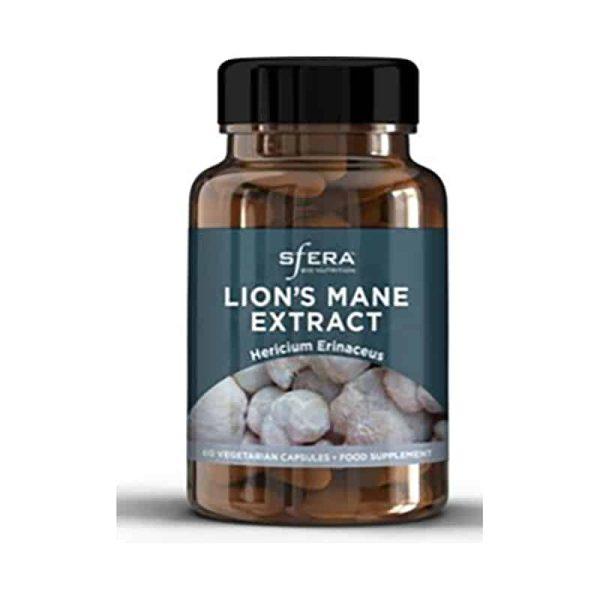 Lions Mane (Hericium Erinaceus), Anadea