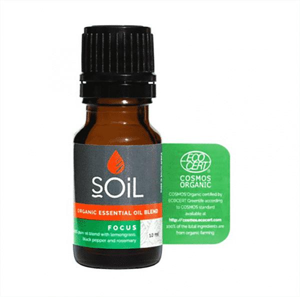 Focus Organic Essential Oil Blend, Anadea