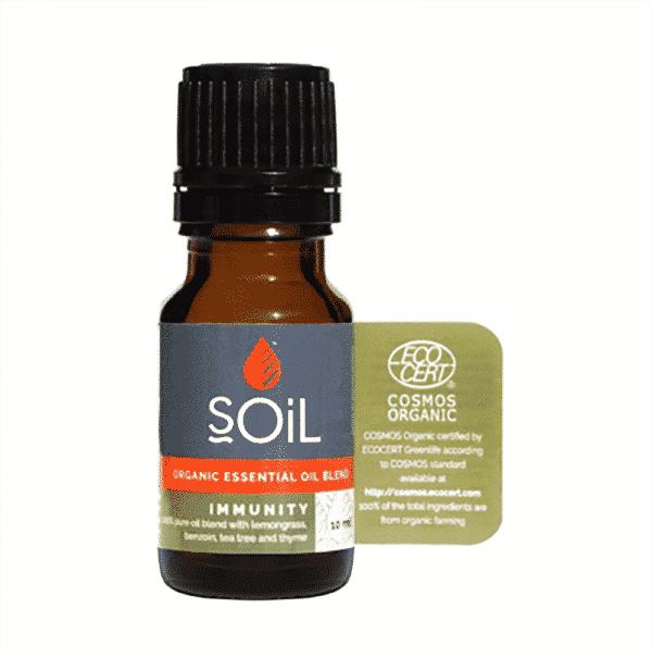 Immunity Organic Essential Oil Blend, Anadea