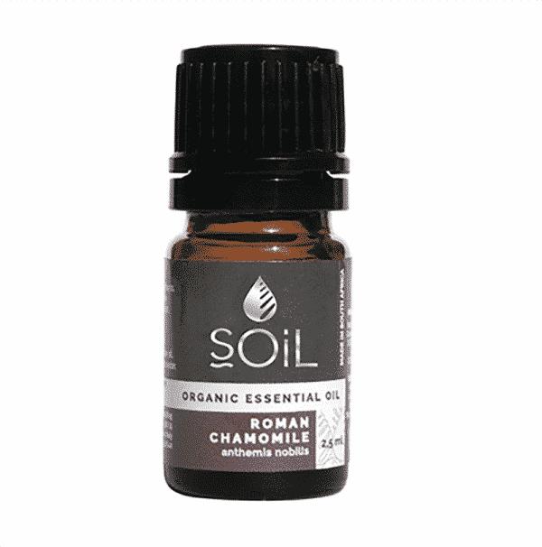 Roman Chamomile Organic Essential Oil, Anadea