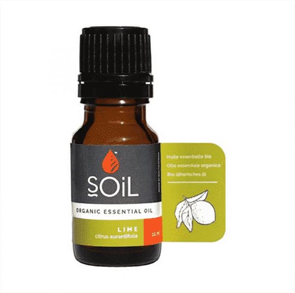 Lime Organic Essential Oil, Anadea
