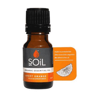Sweet Orange Organic Essential Oil, Anadea