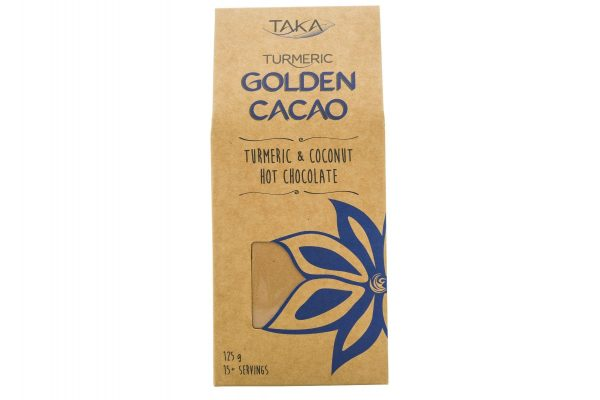 Golden Cacao Hot Chocolate, Anadea