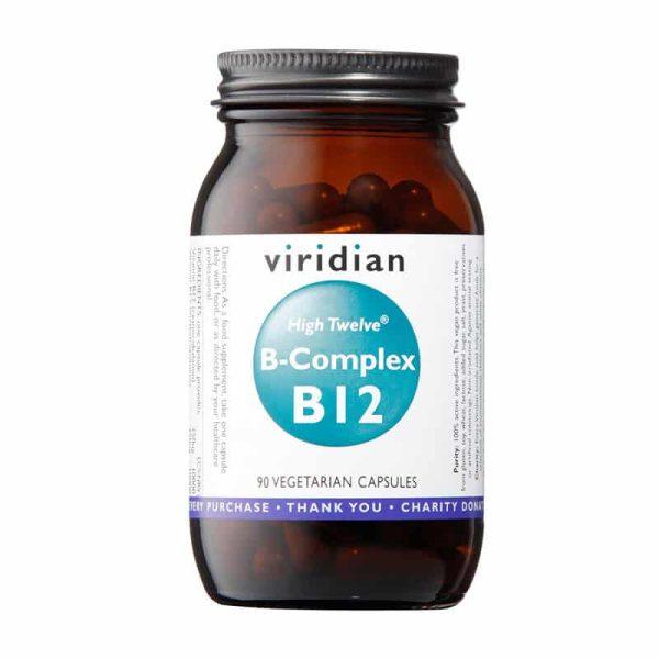 High Twelve B12 With B Complex, Anadea