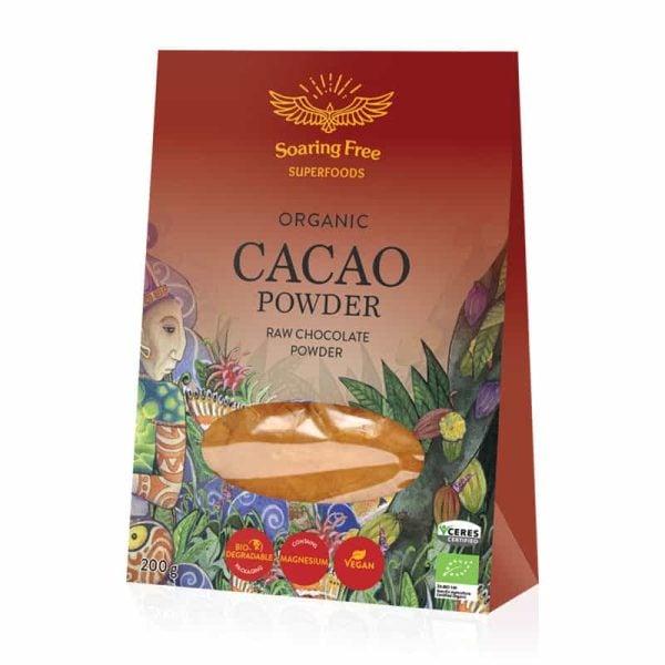 Cacao Powder Raw Organic, Anadea