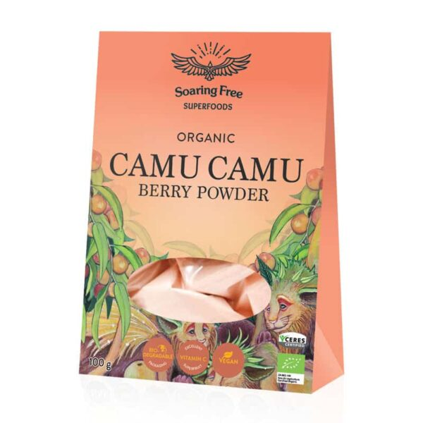 Camu Berry Raw Organic, Anadea