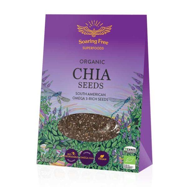 Chia Seeds Organic, Anadea