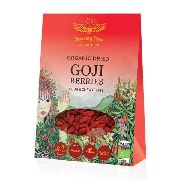 Goji Berries Organic, Anadea