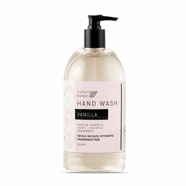 Liquid Hand Wash Vanilla, Anadea