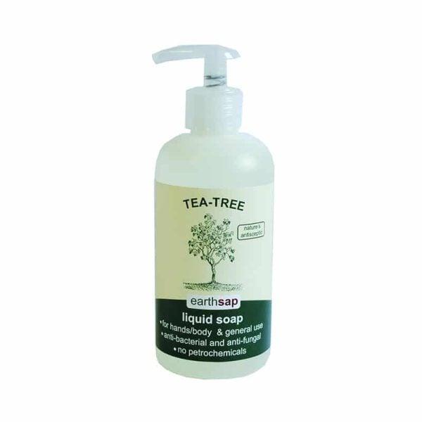Liquid Hand Soap – Tea Tree, Anadea