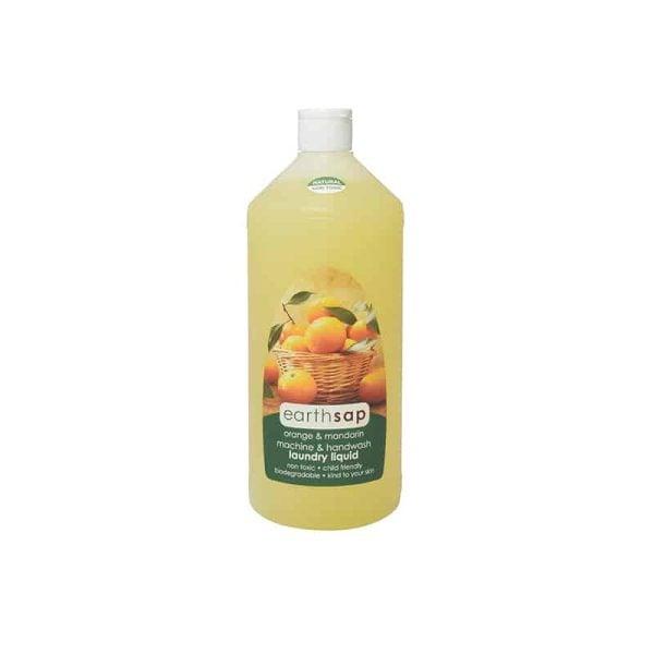 Laundry Liquid Orange & Mandarin Machine & Handwash, Anadea