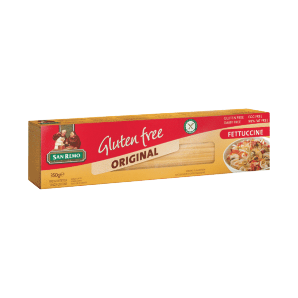 Fettucine Pasta Gluten Free, Anadea