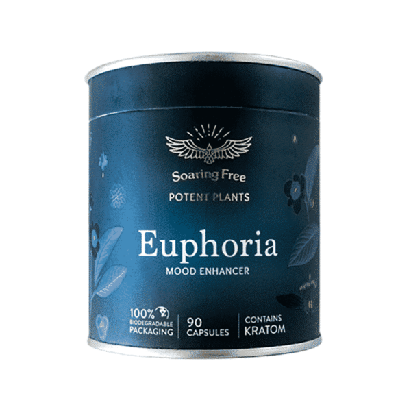 Euphoria Potent Plants Vegecaps, Anadea
