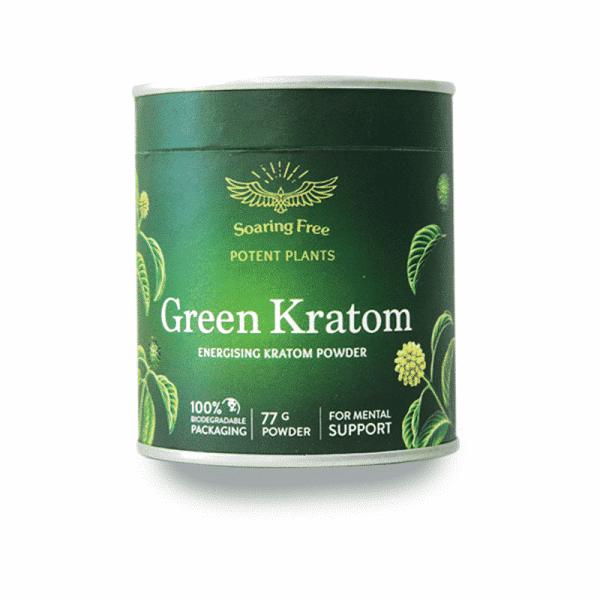 Potent Plants Green Kratom, Anadea