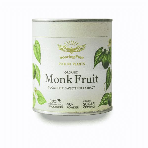Potent Plants Monk Fruit Organic, Anadea