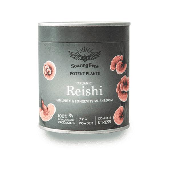 Reishi Powder Organic, Anadea