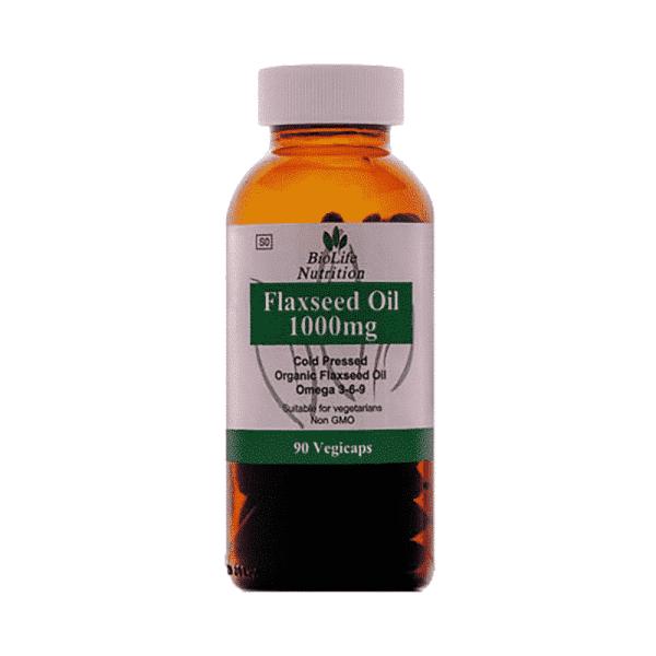 Flax Oil 1000mg, Anadea