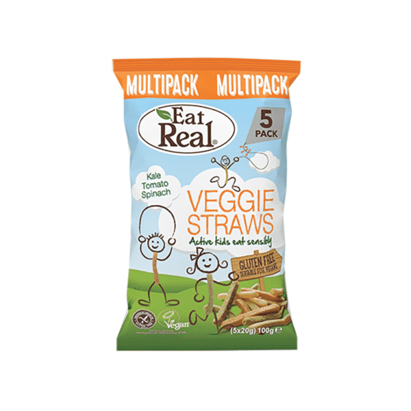 Veggie Straws Multipack, Anadea