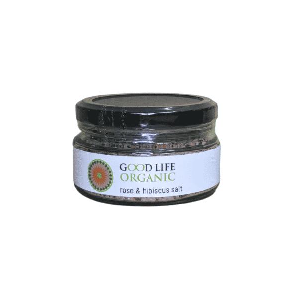 Rose & Hibiscus Salt, Anadea