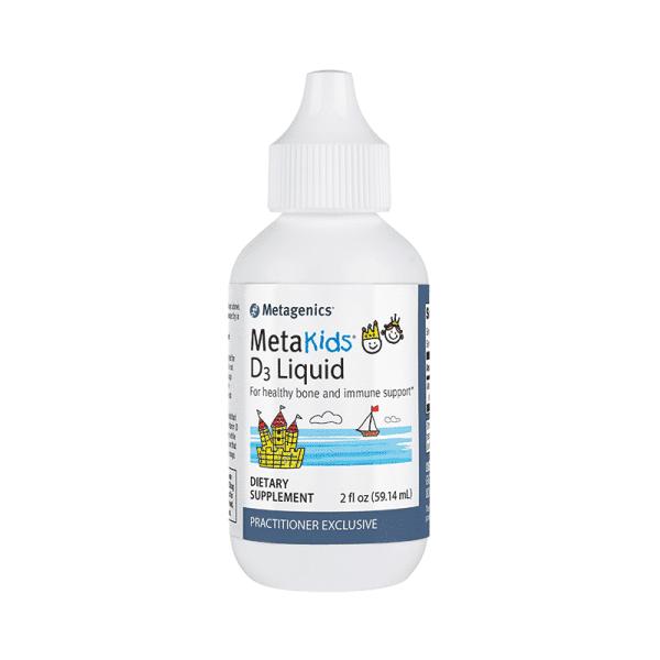 MetaKids D3 Liquid, Anadea