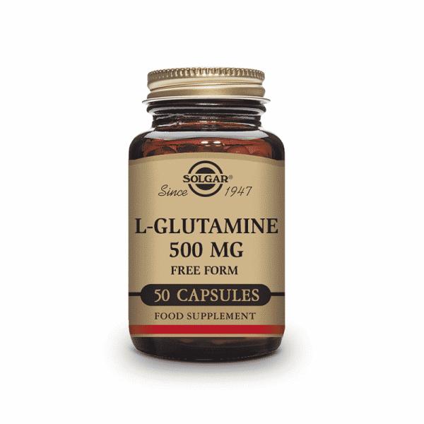 L-Glutamine 500mg, Anadea