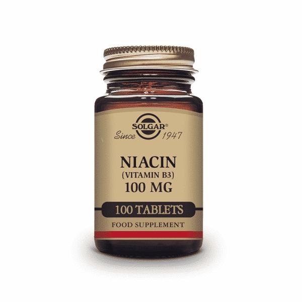 Niacin 100mg, Anadea