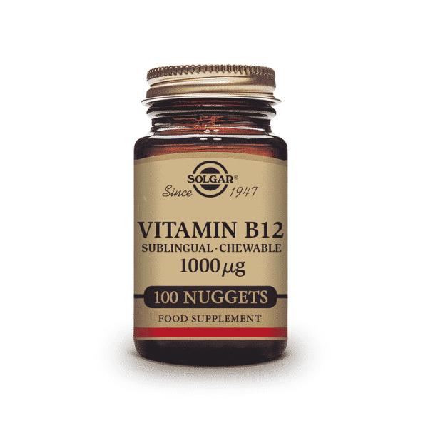 Vitamin B-12 1000mcg, Anadea