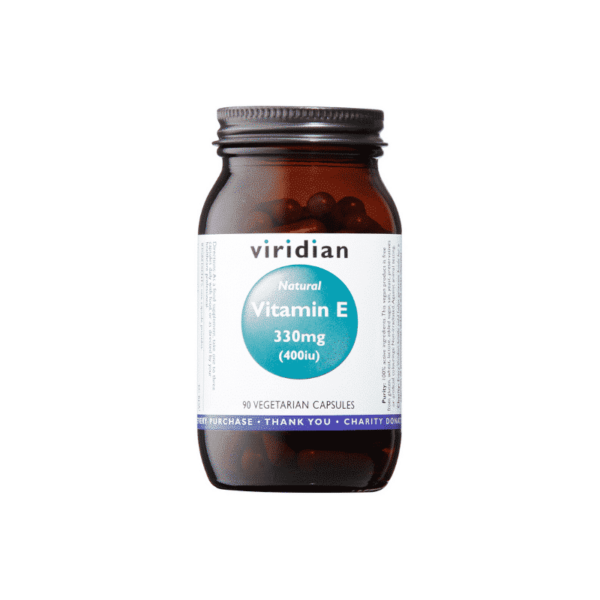 Vitamin E 400iu 90's, Anadea