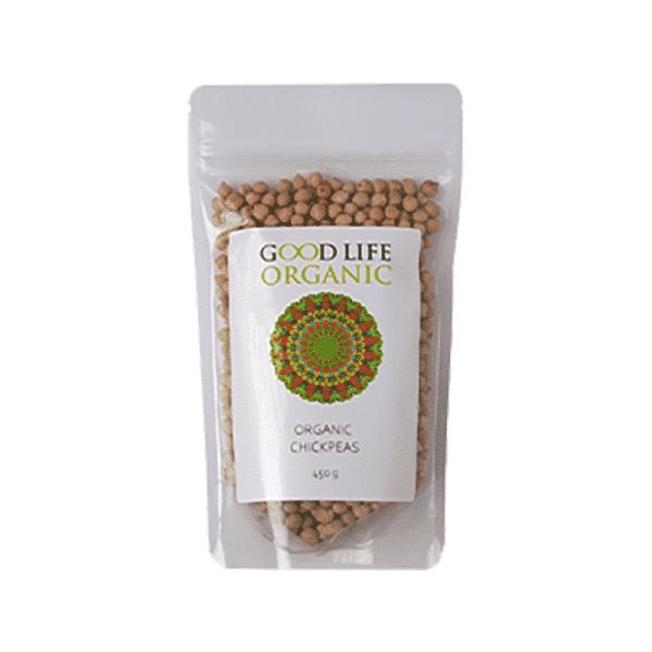 Organic Chickpeas, Anadea