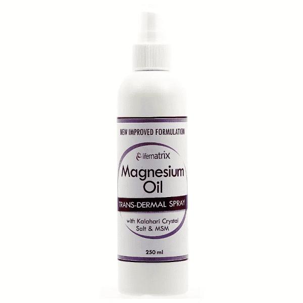 Transdermal Magnesium Oil spray, Anadea
