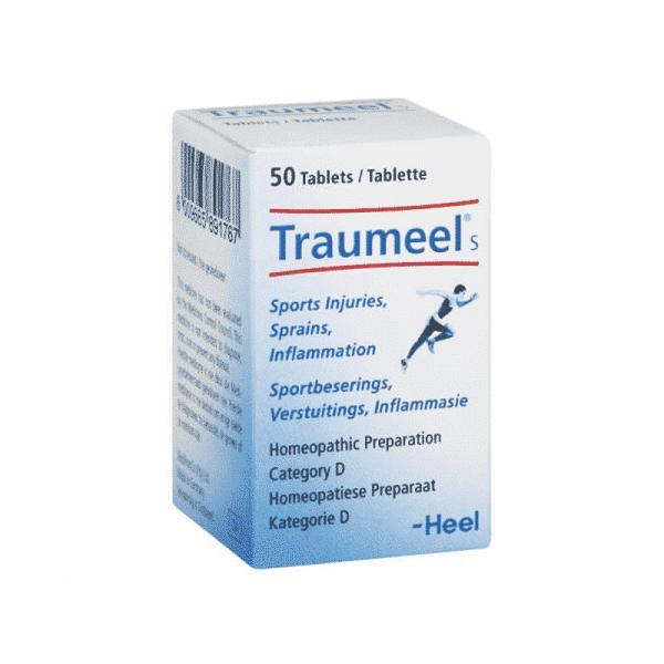 Traumeel S Tablets, Anadea