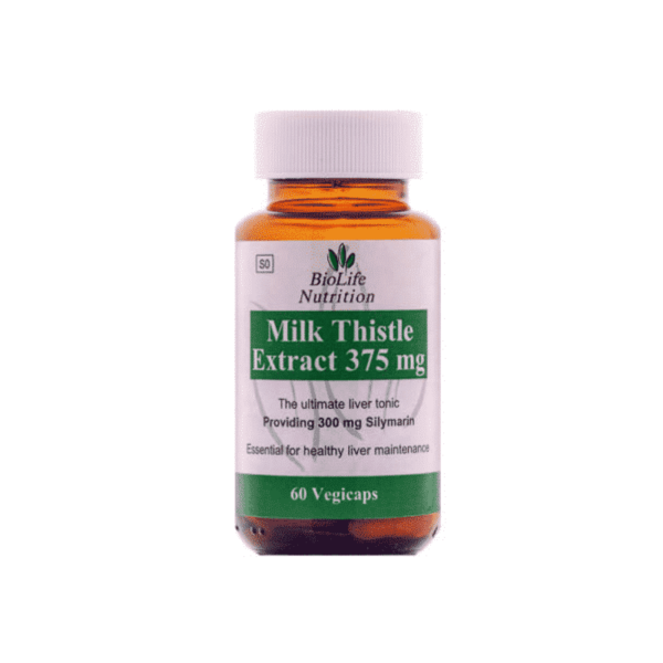 Milk Thistle Extract 375mg, Anadea