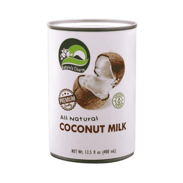 All Natural Coconut Milk, Anadea