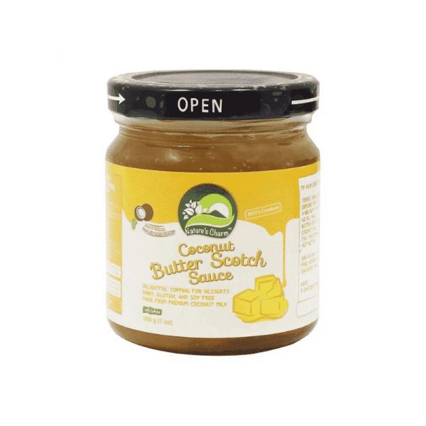 Coconut Butter Scotch Sauce, Anadea