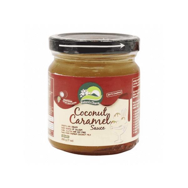 Coconut Caramel Sauce, Anadea