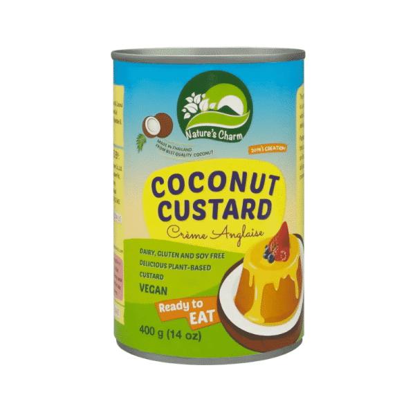 Coconut Custard, Anadea