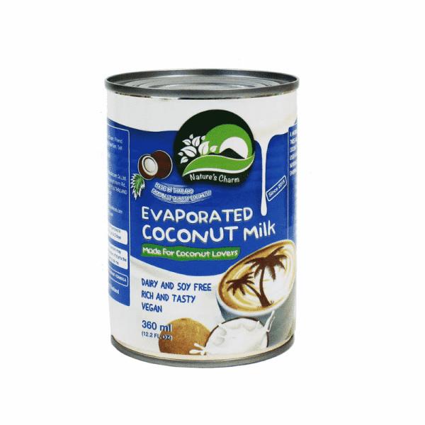 Evaporated Coconut Milk, Anadea