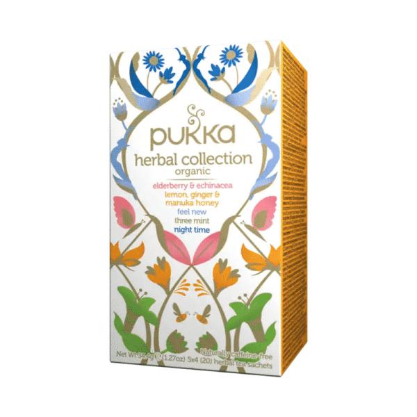 Organic Herbal Collection Tea, Anadea