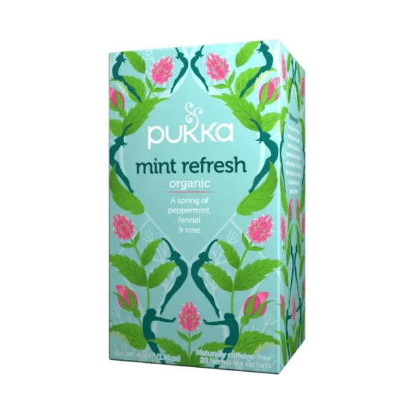 Mint Refresh, Anadea
